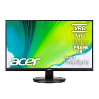 "Acer K242HYL Hbi 23.8"" Full HD 75Hz HDMI VGA FreeSync LED Monitor"