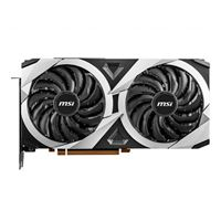MSI AMD Radeon RX 6700 XT MECH 2X Dual-Fan 12GB GDDR6 PCIe 4.0 Graphics Card