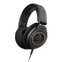 Philips SHP9600 Over-Ear Open Back Headphones - Black