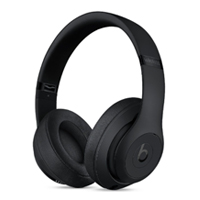 Apple Beats Studio3 Wireless Noise Cancelling Over-Ear Headphones - Black