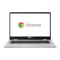 "ASUS Chromebook C423NA-WB04 14"" Laptop Computer Refurbished..."