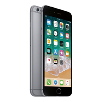 Apple iPhone 6S Plus Unlocked 4G LTE - Space Gray (Refurbished) Smartphone