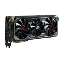 PowerColor AMD Radeon RX 6900 XT Ultimate Red Devil Overclocked Triple-Fan 16GB GDDR6 PCIe 4.0 Graphics Card