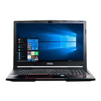 "MSI GE75 Raider 10SF-446 17.3"" Gaming Laptop Computer -..."