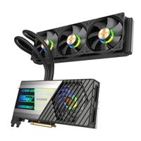 Sapphire Technology AMD Radeon RX 6900 XT Toxic Overclocked Hybrid Cooled 16GB GDDR6 PCIe 4.0 Graphics Card