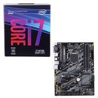 Intel Core i7-8700, Gigabyte H370 HD3, CPU/Motherboard Bundle