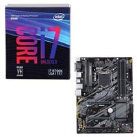 Intel Core i7-8700K, Gigabyte H370 HD3, CPU/Motherboard Bundle