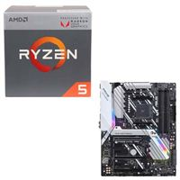 AMD Ryzen 5 2400G Quad Core AM4 Boxed - Micro Center