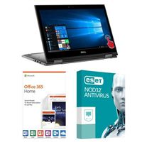 Dell Inspiron 13 5379 7923, 1 Year Office 365 Home, 1 Year NOD32 Antivirus, Laptop Bundle