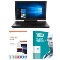 Dell G5 15 5587 5542, 1 Year Office 365 Home, 1 Year NOD32 Antivirus, Laptop Bundle
