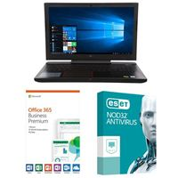 Dell G5 15 5587 5542, 1 Year Office 365 Business Premium, 1 Year NOD32 Antivirus, Laptop Bundle