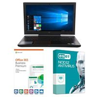 Dell G5 15 5587 5542, 1 Year Office 365 Business Premium, 1 Year ESET Internet Security, Laptop Bundle