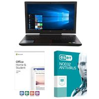 Dell G5 15 5587 5542, Office 2019 Home and Student, 2 Year NOD32 Antivirus, Laptop Bundle