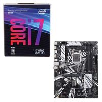 Intel Core i7-8700, ASUS Prime Z390-P, CPU / Motherboard Bundle