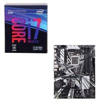 Intel Core i7-8700K, ASUS Prime Z390-P, CPU / Motherboard Bundle