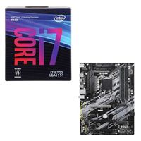 Intel Core i7-8700, Gigabyte Z390 UD, CPU / Motherboard Bundle