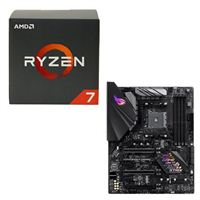 AMD Ryzen 7 1700X, ASUS ROG STRIX B450-F Gaming CPU / Motherboard Bundle