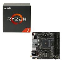 AMD Ryzen 7 1700X, ASRock Fatal1ty B450 Gaming CPU / Motherboard Bundle