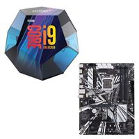 Intel Core i9-9900K, ASUS Prime Z390-P, CPU / Motherboard Bundle