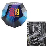 Intel Core i9-9900K, Gigabyte Z390 UD, CPU / Motherboard Bundle