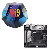 Intel Core i9-9900K, Gigabyte Z390 Aorus Pro, CPU / Motherboard Bundle