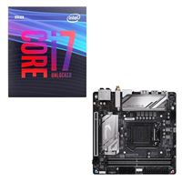 Intel Core i7-9700K, Gigabyte Z390 Aorus Pro, CPU / Motherboard Bundle
