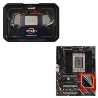 AMD Ryzen Threadripper 2920X, ASRock X399 Phantom Gaming 6 CPU / Motherboard Bundle