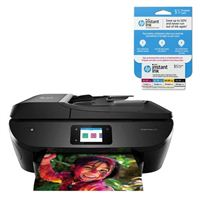 HP ENVY Photo 7855 All-in-One Printer bundle includes an HP Instant Ink $5 Prepaid Card
