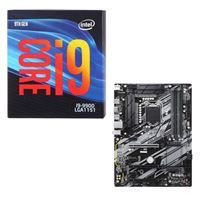 Intel Core i9-9900, Gigabyte Z390 UD, CPU / Motherboard Bundle