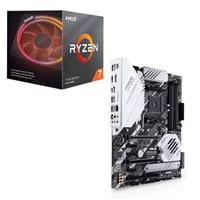 AMD Ryzen 7 3800X with Wraith Prism Cooler, ASUS Prime X570-Pro, CPU / Motherboard Bundle