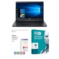 Acer Aspire 5 A515-54-597W, Office 2019 Home and Student, 3 Year ESET Internet Security, Laptop Bundle