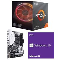 AMD Ryzen 7 3700X, ASUS Prime X570-Pro, Windows 10 Pro 64-bit Computer Build Bundle