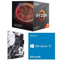 AMD Ryzen 7 3700X, ASUS Prime X570-Pro, Windows 10 Home 64-bit Computer Build Bundle
