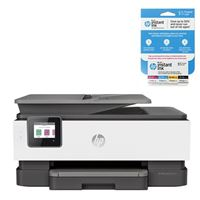 HP OfficeJet Pro 8025 All-in-One Printer bundle includes an HP Instant Ink $5 Prepaid Card