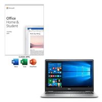 Dell Inspiron 15 5593 7145 Laptop Computer bundled with Microsoft Office Home and Student 2019