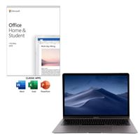Apple MacBook Air MVFH2LLA Laptop Computer bundled with Microsoft Office Home and Student 2019