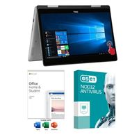 Dell Inspiron 5491 i7 Laptop Computer bundled with Microsoft Office Home and Student 2019 and ESET NOD32 Antivirus 3 Year 1 PC