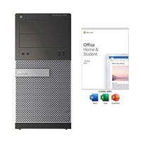 Dell OptiPlex 7020 SFF Refurbished Desktop Computer bundled with Microsoft Office Home and Student 2019