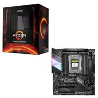 AMD Ryzen Threadripper 3970X, MSI TRX40 Creator, CPU / Motherboard Bundle