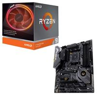 AMD Ryzen 9 3900X with Wraith Prism Cooler, ASUS X570 TUF Gaming Plus WiFi, CPU / Motherboard Bundle