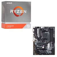 AMD Ryzen 9 3950X, ASUS B450-Plus Prime AMD, CPU / Motherboard Bundle