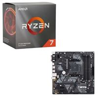 AMD Ryzen 7 3700X with Wraith Prism Cooler, ASUS...