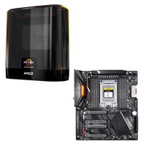 AMD Ryzen Threadripper 3960X, Gigabyte TRX40 Aorus Master, CPU / Motherboard Bundle