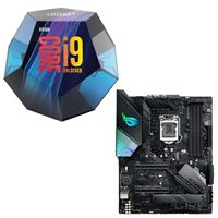 Intel Core i9-9900K, ASUS ROG Strix Z390-F Gaming, CPU /...