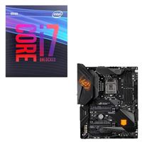 Intel Core i7-9700K, ASUS Z390 ROG Maximus XI Hero WiFi,...
