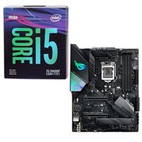 Intel Core i5-9400F, ASUS ROG Strix Z390-F Gaming, CPU /...