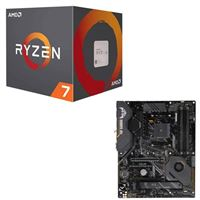 AMD Ryzen 7 3800XT, ASUS X570 TUF Gaming Plus WiFi, CPU /...
