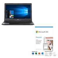 Dell Inspiron 15 3593 bundled with Microsoft 365 Personal 1 Year