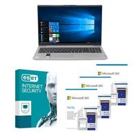 Lenovo IdeaPad 5 81YK000QUS Laptop bundled with Microsoft 365 Family 3x 1 Year and ESET Internet Security 1x 3 Years