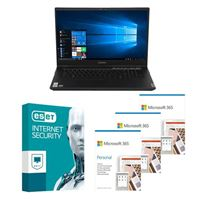 Lenovo Legion 5 17IMH05H Laptop bundled with Microsoft 365 Personal 3x 1 Year and ESET Internet Security 1x 3 Years
